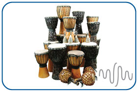 Large Djembe Pack