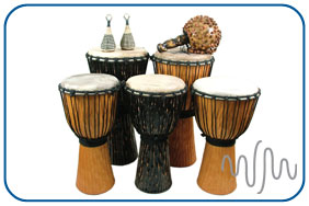 Small Djembe Pack